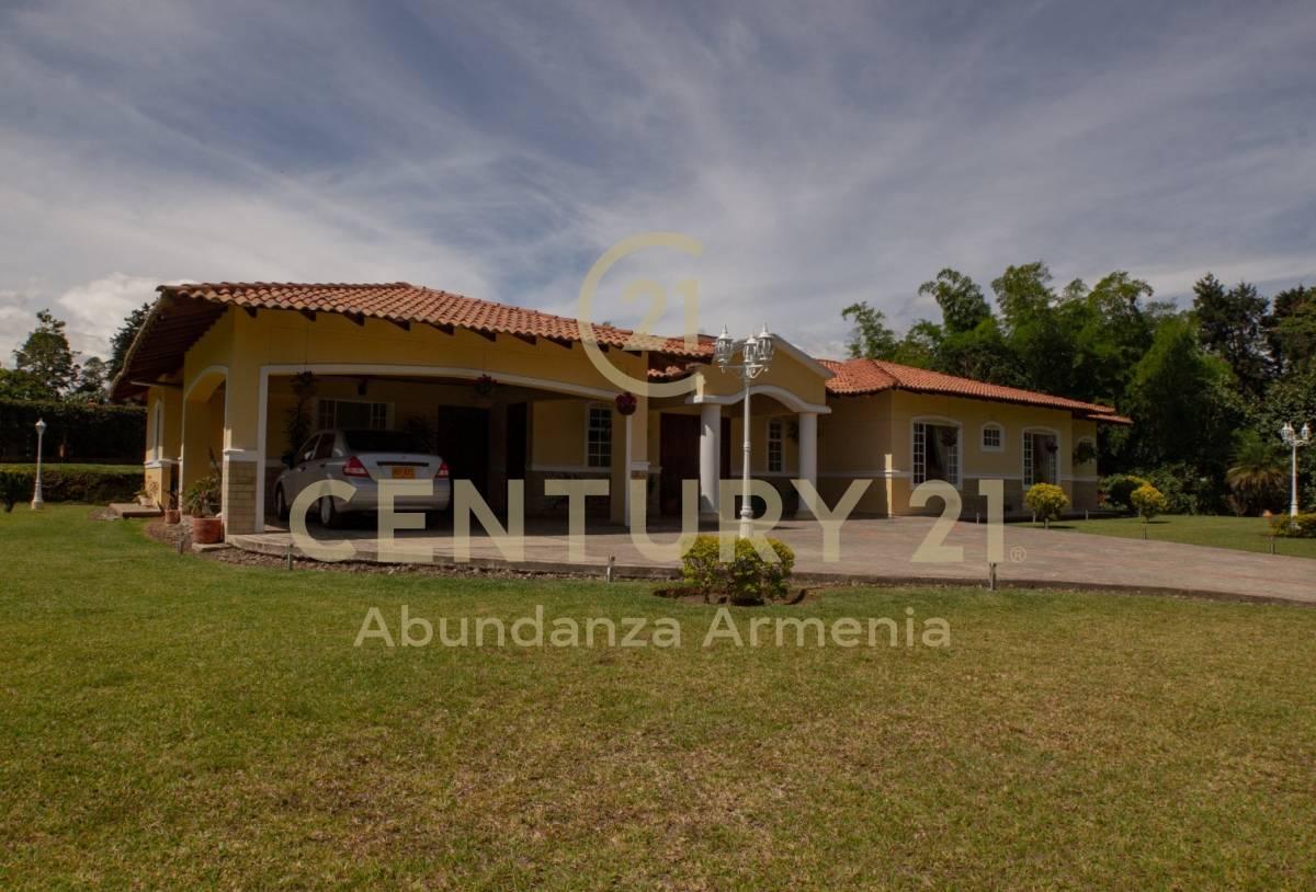 Casa en Circasia 126997, foto 1