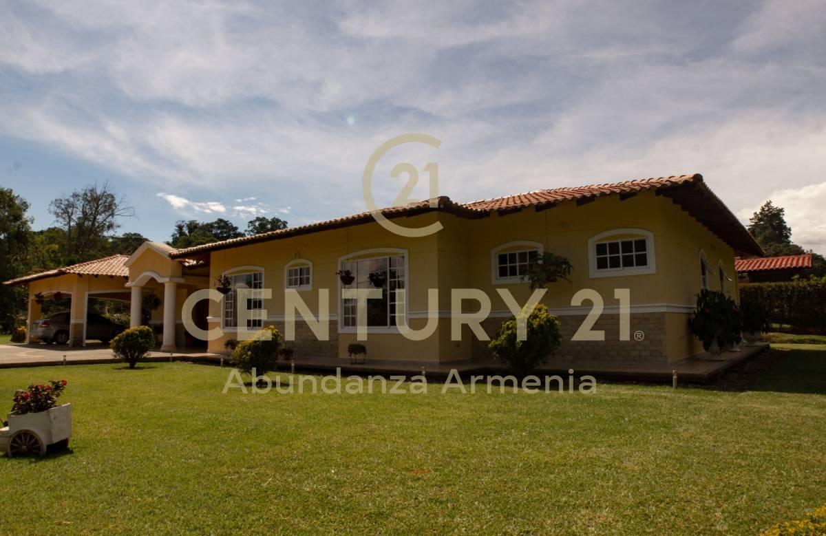 Casa en Circasia 126997, foto 0